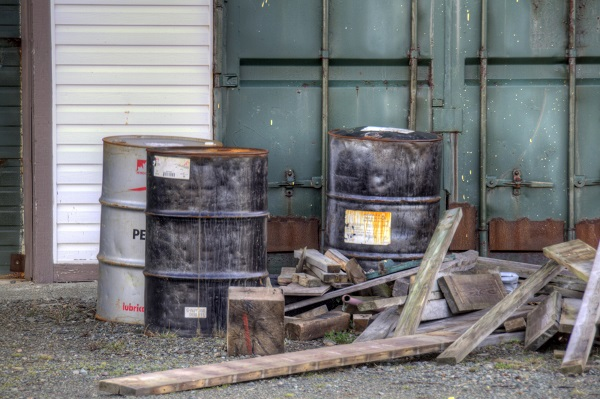 Alta productor de residuos peligrosos
