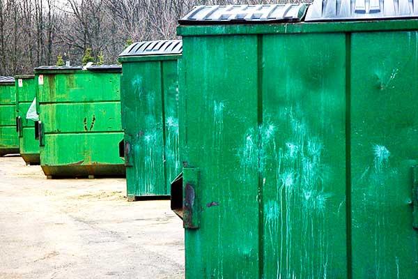 Productores de residuos