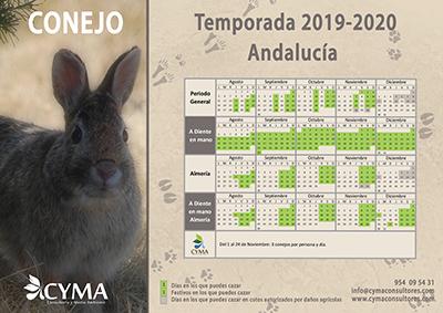 Veda Conejo 2019-2020