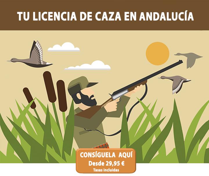 Tu licencia de caza