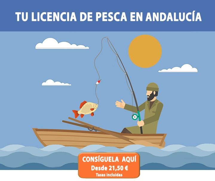 Solicita tu licencia de pesca marítima