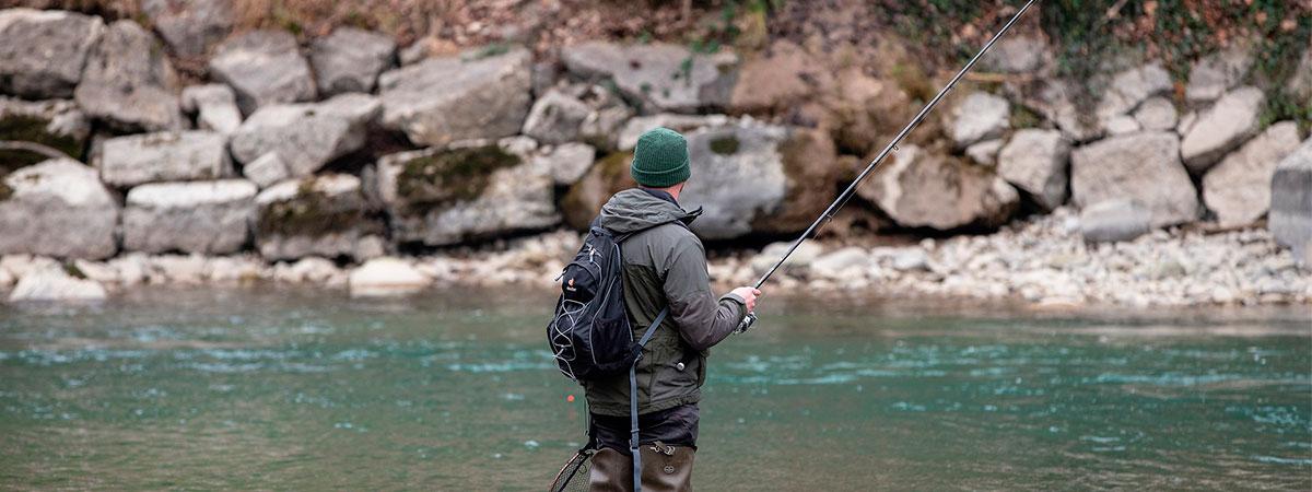 Licencias de Pesca en Andalucía